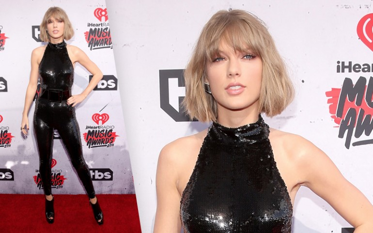iHeartRadio Music Awards Red Carpet Photos: Taylor Swift