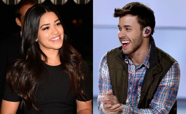 Jane the virgin season 3 gina rodriguez would love to have prince gina rodriguez prince royce m4hsunfo