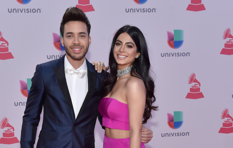Prince royce emeraude toubia finally open up about private prince royce emeraude toubia m4hsunfo Gallery