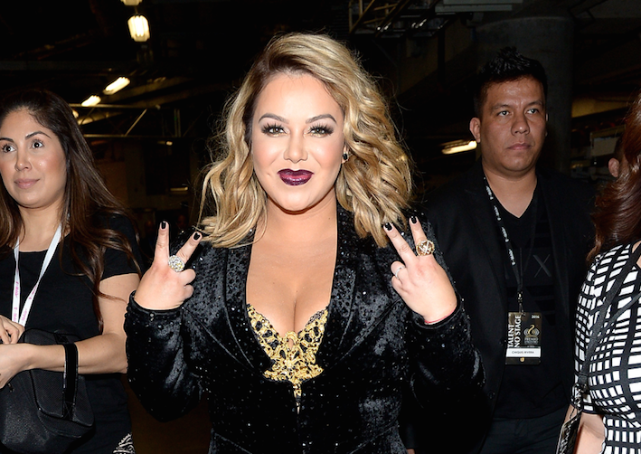 Chiquis Rivera Getting Married Singer Allegedly Engaged To