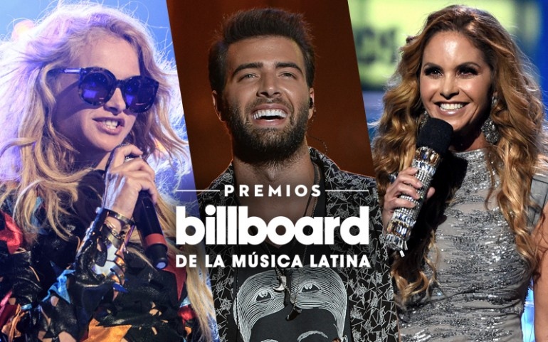 Premios Billboard 2016 Performances