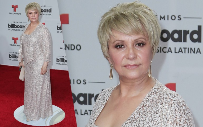 Premios Billboard 2016 Red Carpet Photos: Adriana Barraza