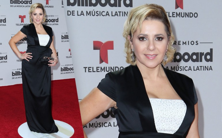Premios Billboard 2016 Red Carpet Photos: Ana Maria Canseco