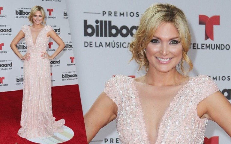 Premios Billboard 2016 Red Carpet Photos: Blanca Soto