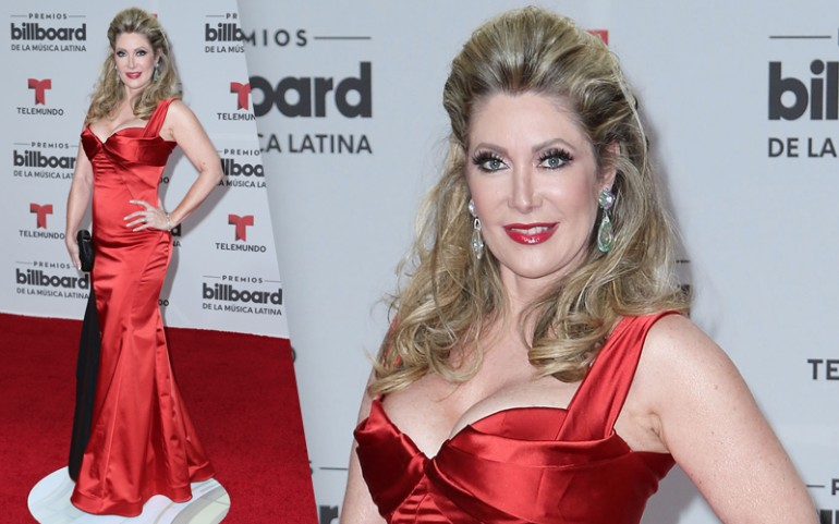 Premios Billboard 2016 Red Carpet Photos: Felicia Mercado
