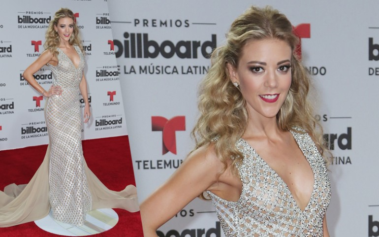 Premios Billboard 2016 Red Carpet Photos: Fernanda Castillo