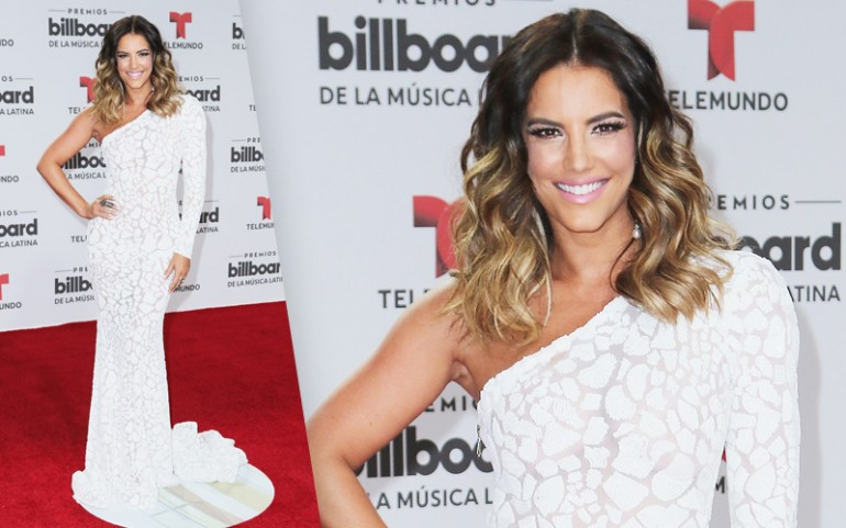 Premios Billboard 2016 Red Carpet Photos: Gaby Espino