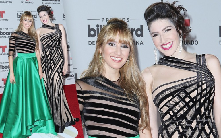 Premios Billboard 2016 Red Carpet Photos: Ha-Ash