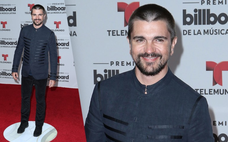 Premios Billboard 2016 Red Carpet Photos: Juanes