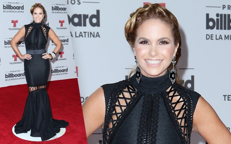 Premios Billboard 2016 Red Carpet Photos: Lucero