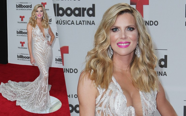 Premios Billboard 2016 Red Carpet Photos: Maritza Rodriguez