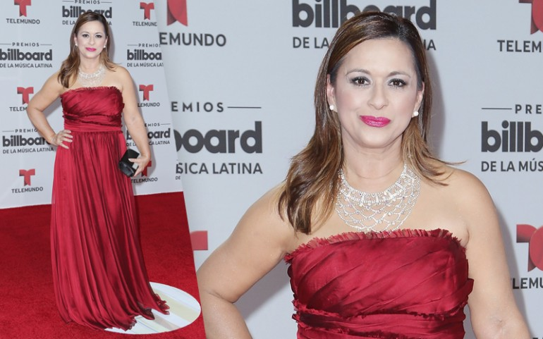 Premios Billboard 2016 Red Carpet Photos: Neida Sandoval