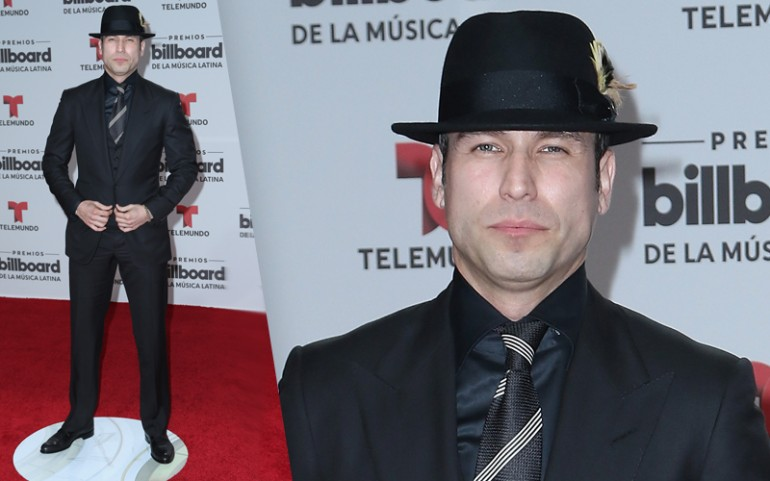 Premios Billboard 2016 Red Carpet Photos: Rafael Amaya
