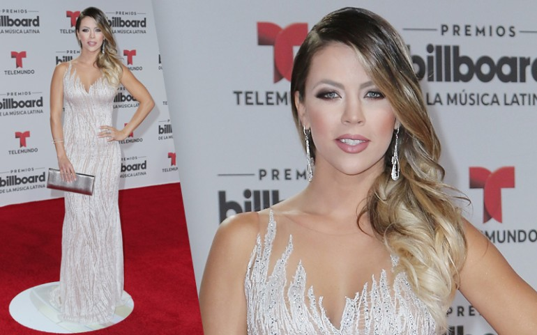 Premios Billboard 2016 Red Carpet Photos: Ximena Duque