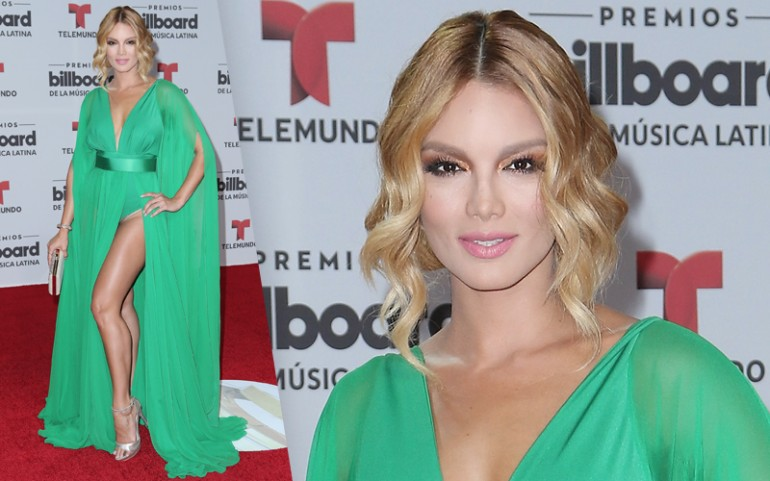 Premios Billboard 2016 Red Carpet Photos: Zuleyka Rivera