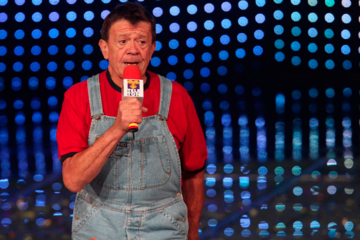39 chabelo 39 back on tv xavier l pez reveals new project in for En familia con chabelo