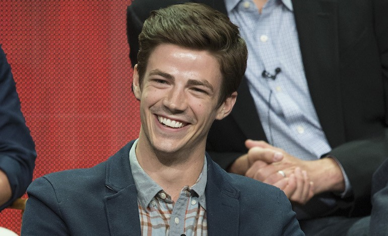The flash season 3 spoilers grant gustin reveals barry will keep grant gustin m4hsunfo