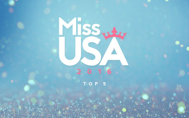 Miss USA back on stage after turbulent year, Donald Trump