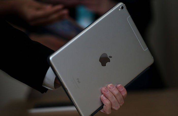 IPad Pro 2 (12.9-inch) allegedly revealed in first leaked photos