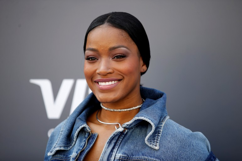 Keke Palmer Definitely Impressed At Comic Con With Her Spanish Skills And Love For Selena Quintanilla Reuters