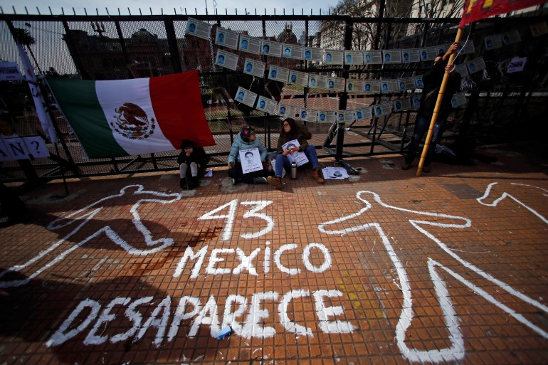 Remembering Ayotzinapa: 2 Years Since Kidnapping Of 43 Students