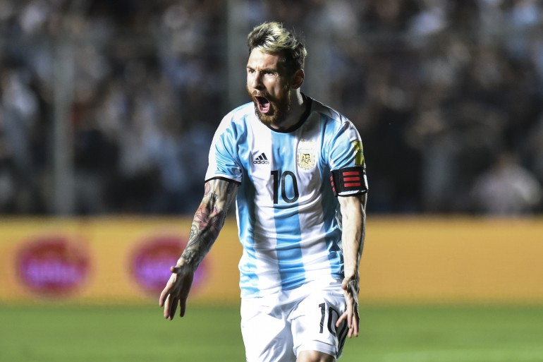 Argentina Boss: Messi Does Not Choose Team!