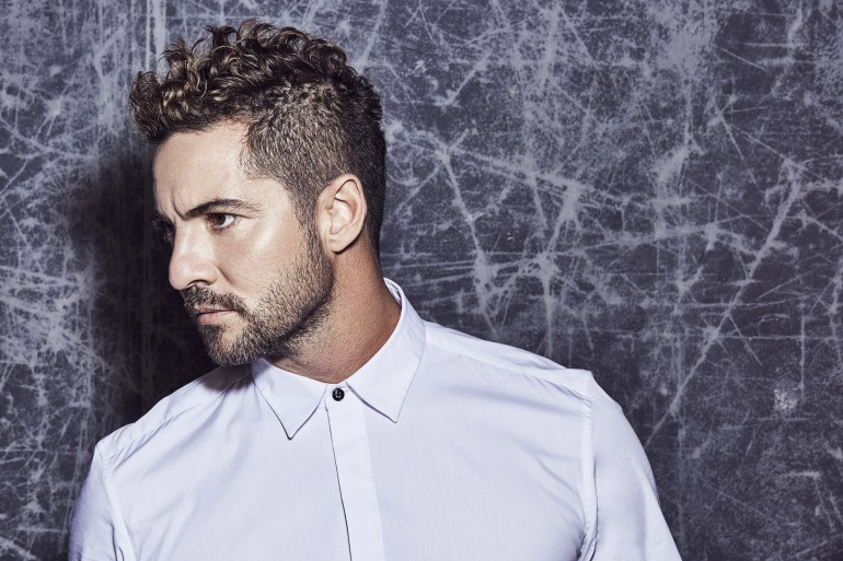 David Bisbal Launches Hijos Del Mar Most Anticipated