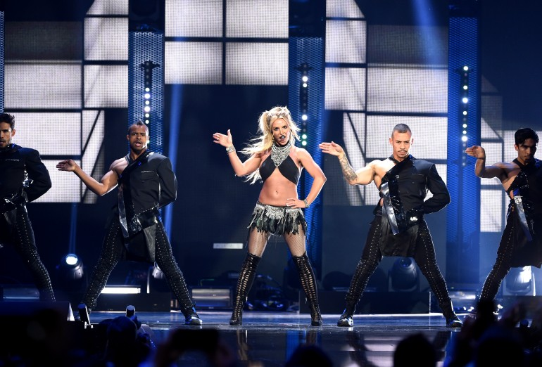 "Britney Spears ""Piece Of Me"" From Vegas"