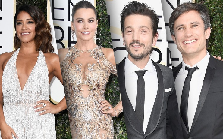 Golden Globes 2017 Red Carpet Photos