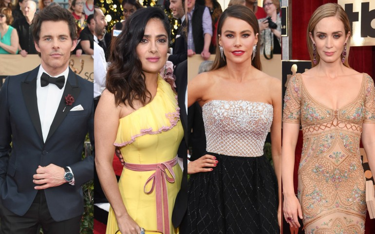 SAG Awards 2017 Red Carpet Photos