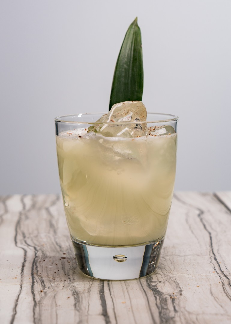 Pineapple & Nutmeg Margarita