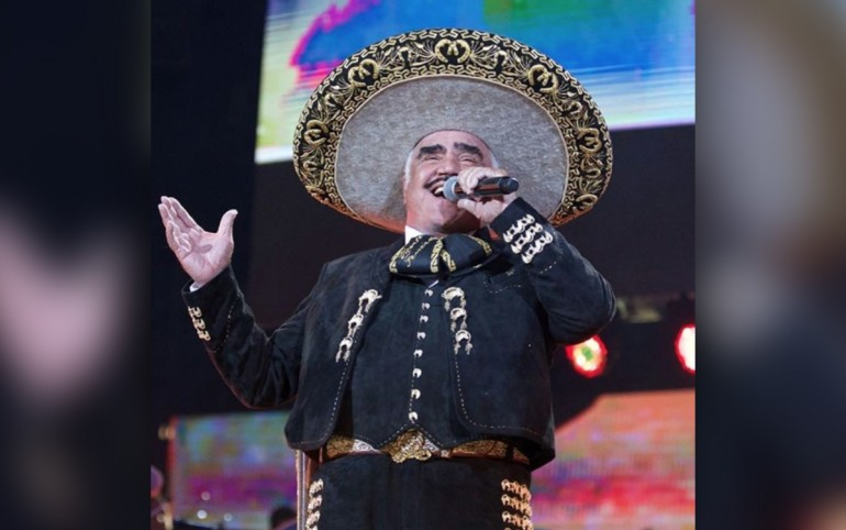Vicente Fern U00e1ndez Dead Mexican Legend Reacts To Latest