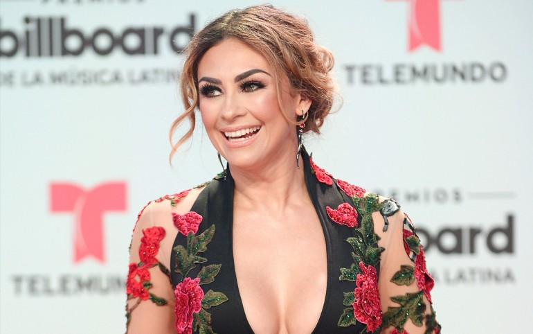 aracely ar mbula refuses to talk about luis miguel arrest