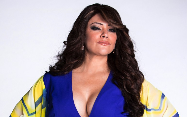 Angélica Celaya As Jenni Rivera