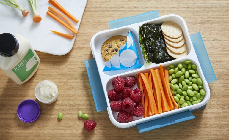 back to school recipes 3 healthy savory lunch box ideas that your picky kids will love. Black Bedroom Furniture Sets. Home Design Ideas