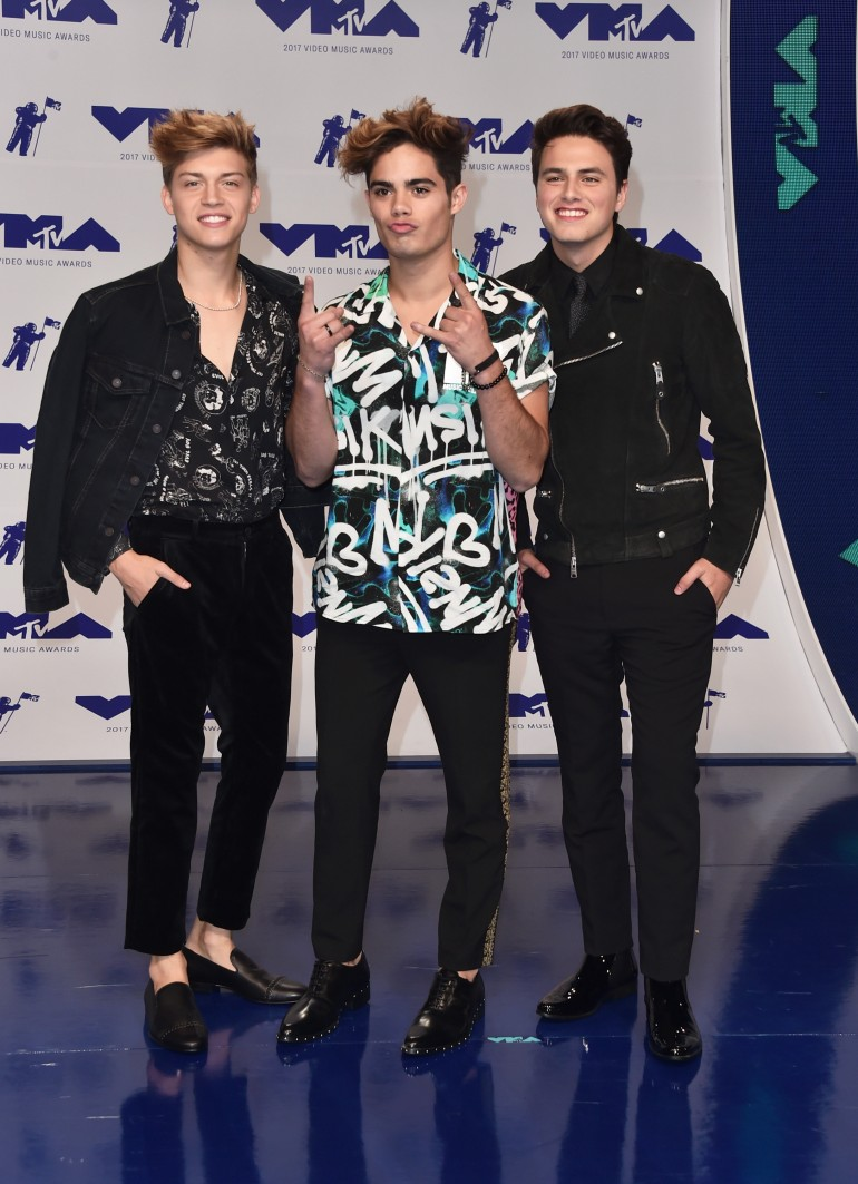 MTV VMAs 2017 Red Carpet Photos: Forever In Your Mind