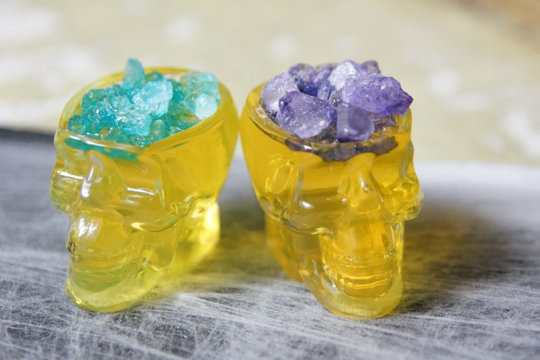 TA Lemon Lime Skull Shooters