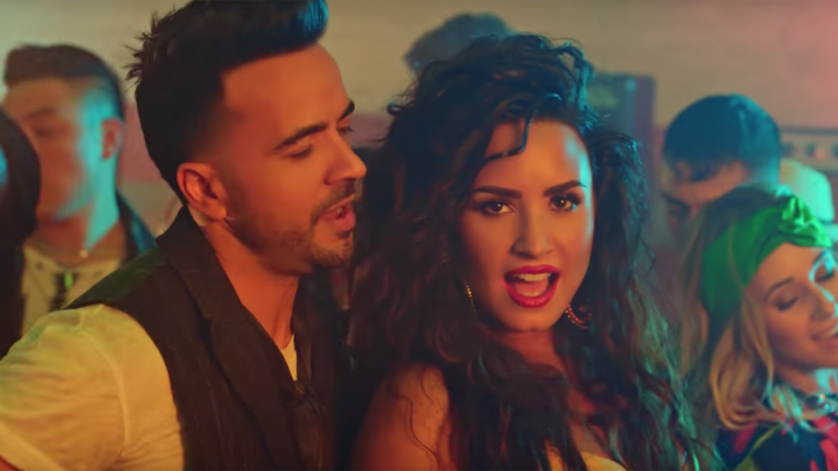 Watch Demi Lovato and Luis Fonsi's