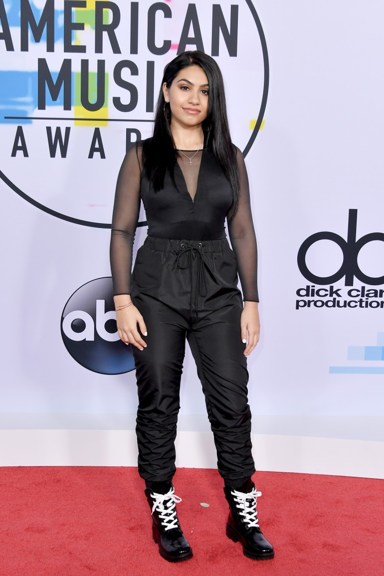 AMAs 2017 Red Carpet Photos: Alessia Cara
