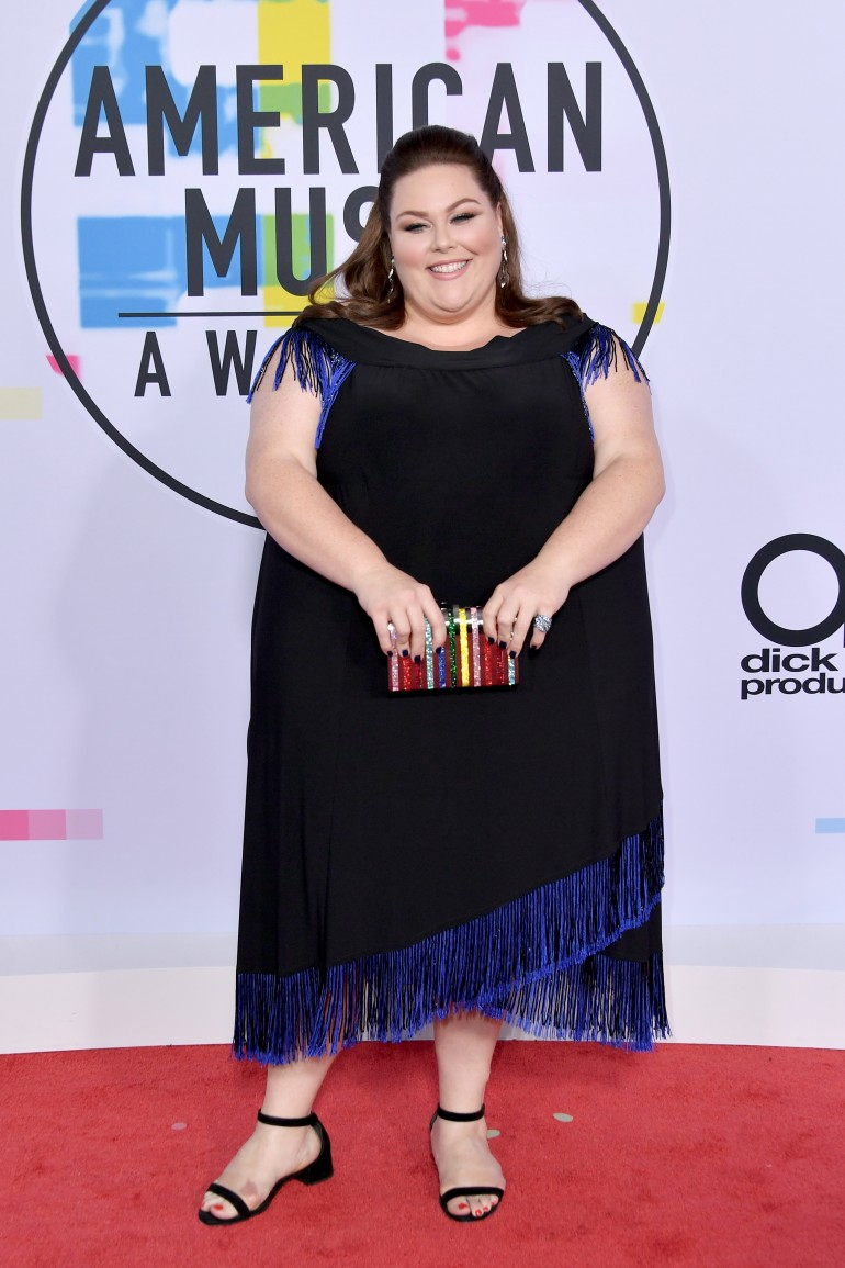 AMAs 2017 Red Carpet Photos: Chrissy Metz