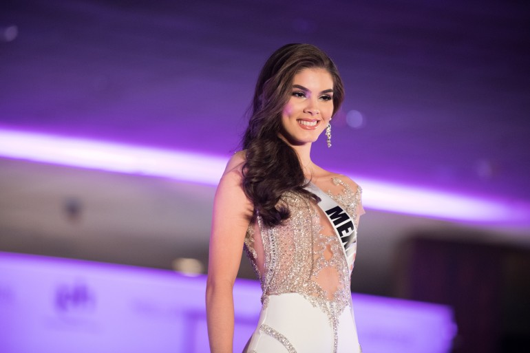 Miss Universe 2017 Top 16 Leaves Mexico, Denisse Franco, Out Of ...