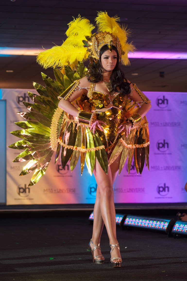 Miss Universe 2017 National Costume Photos: Chile