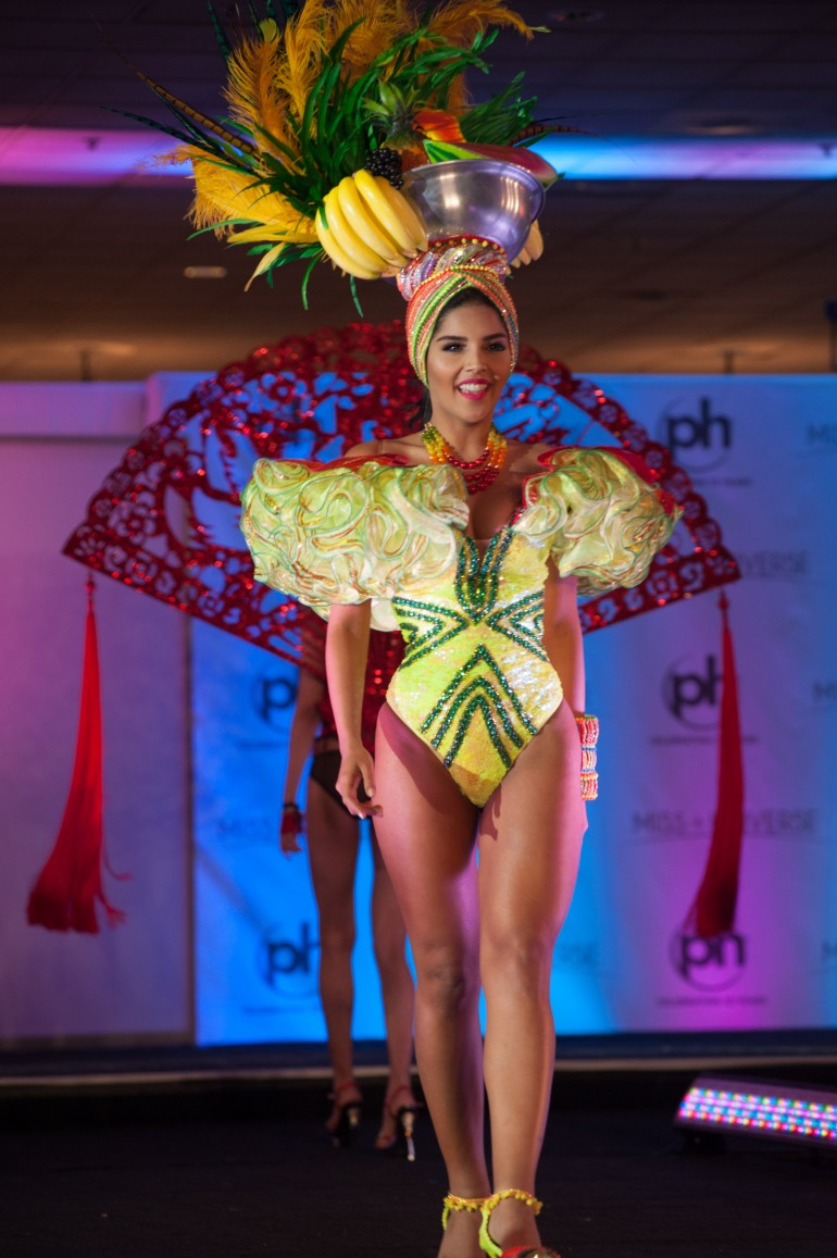Miss Universe 2017 National Costume Photos: Colombia