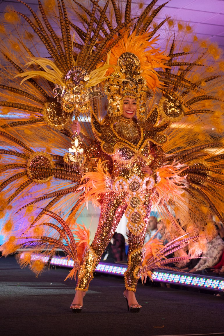 Miss Universe 2017 National Costume Photos: Costa Rica