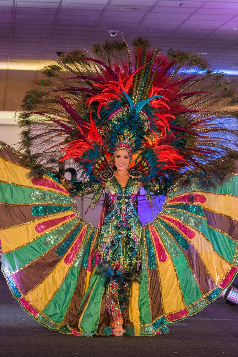 Miss Universe 2017 National Costume Photos: Ecuador