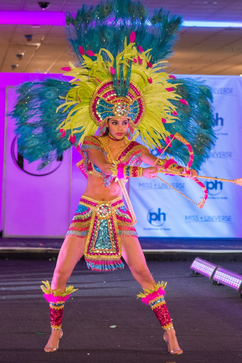 Miss Universe 2017 National Costume Photos: Honduras