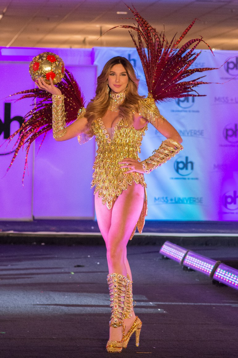 Miss Universe 2017 National Costume Photos: Panama