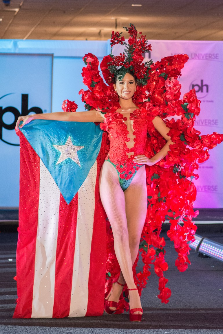 Miss Universe 2017 National Costume Photos: Puerto Rico