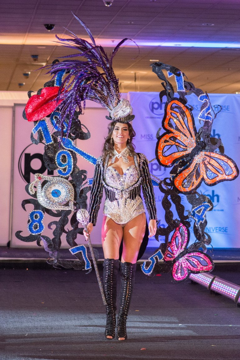 Miss Universe 2017 National Costume Photos: Spain