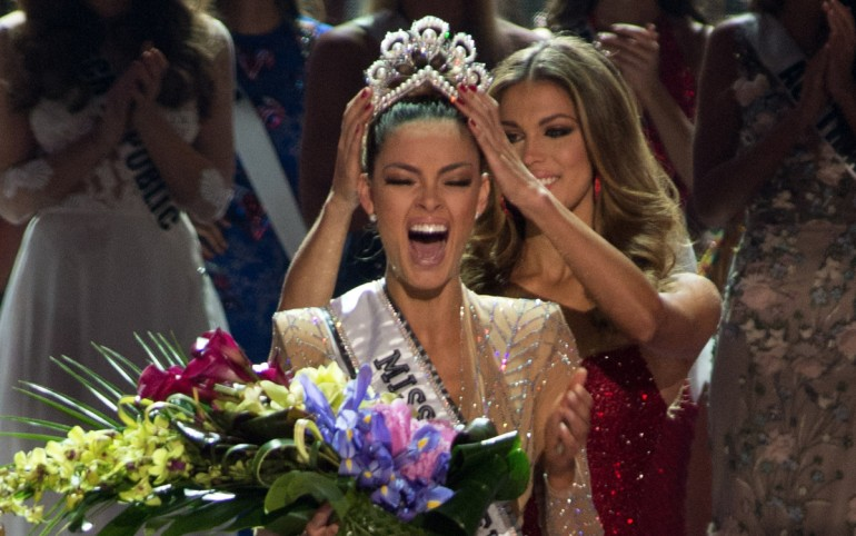 Who Was Miss Universe 2017 Winner Miss South Africa Demi